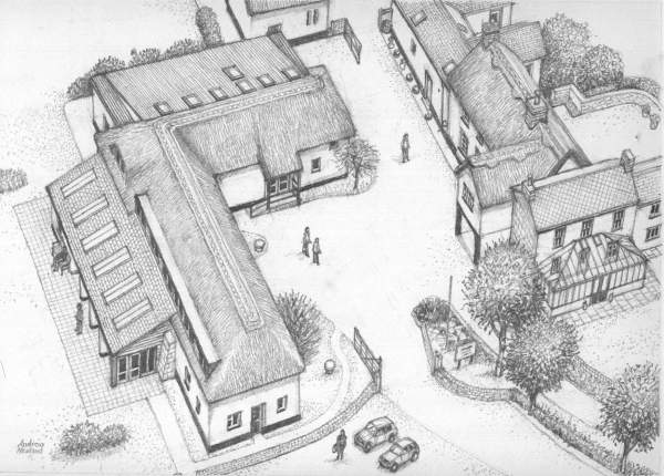 Delighful Architectural Drawings Of Buildings E To Ideas